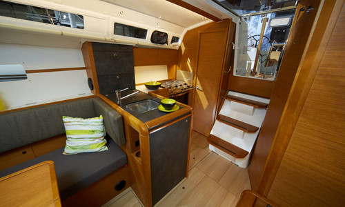Image of Jeanneau Sun Odyssey 349 Lifting Keel for sale in France for €157,000 (£134,758) La Rochelle, , France
