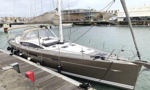 Image of Jeanneau YACHTS 57 SHALLOW DRAFT for sale in France for €299,000 (£256,151) La Rochelle, La Rochelle, , France