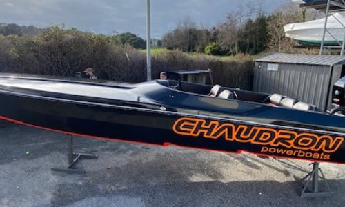Image of CHAUDRON PRO S25 for sale in France for €38,500 (£33,001) PORTICCIO, , France