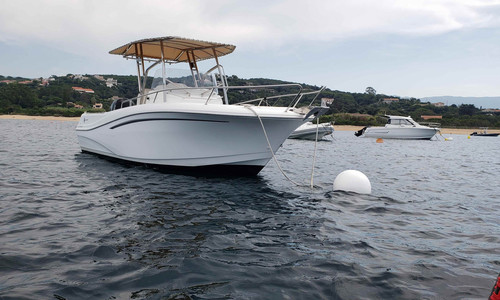 Image of Jeanneau Cap Camarat 7.5 Cc for sale in France for €37,000 (£31,904) France