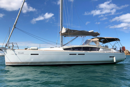 Jeanneau Sun Odyssey 44 DS for sale in France for €187,900 (£162,019)