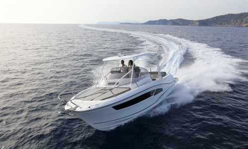 Image of Jeanneau Cap Camarat 9.0 wa for sale in France for €138,000 (£118,456) France