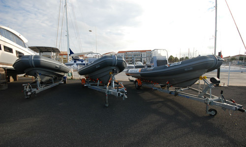 Image of Highfield 860 PATROL for sale in France for €79,900 (£68,488) CANET EN ROUSSILLON, CANET EN ROUSSILLON, , France