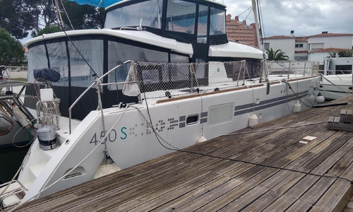 Image of Lagoon 450 S for sale in France for €480,000 (£413,864) CANET EN ROUSSILLON, , France