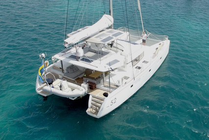 Lagoon 52 F for sale in Greece for €779,000 (£671,702)