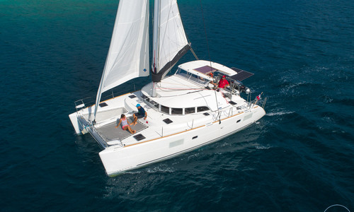 Image of Lagoon 380 for sale in France for €234,500 (£201,745) Corse, Bonifacio, , France