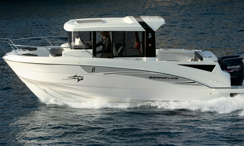 Image of Beneteau Barracuda 8 for sale in Spain for €75,408 (£65,315) Alicante (Alacant), , Spain