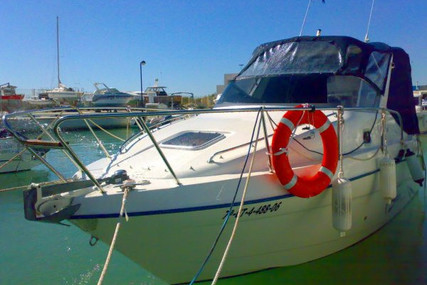 Saver Riviera 24 for sale in Spain for €34,900 (£30,237)
