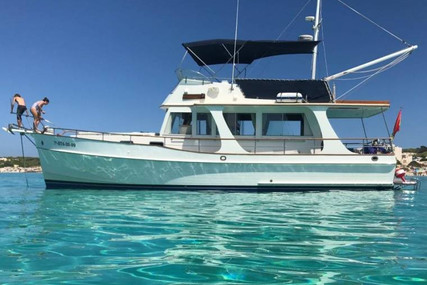 Grand Banks 42 for sale in Spain for €289,000 (£248,022)