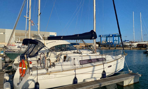 Image of Beneteau Oceanis 31 for sale in Spain for €66,000 (£56,650) El Grao de Castellón, , Spain