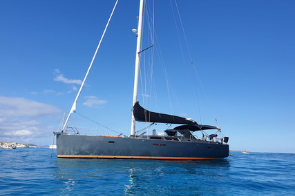 Hanse 540E for sale in Spain for €245,000 (£211,243)