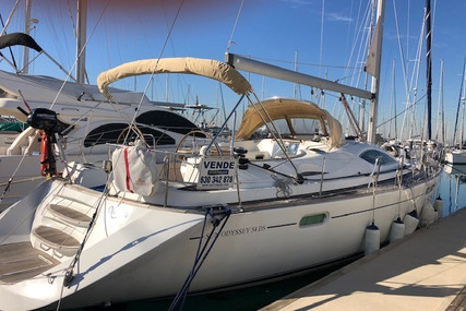 Jeanneau Sun Odyssey 54 DS for sale in Spain for €139,000 (£120,850)