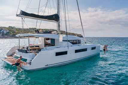 Lagoon 50 for sale in France for €720,000 (£620,829)