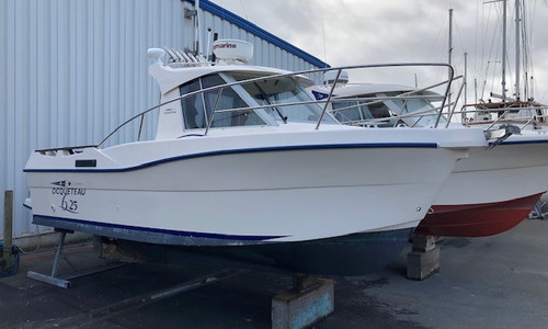 Image of Ocqueteau Oceanis 411 for sale in France for €28,000 (£24,125) DUNKERQUE, , France