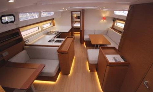 Image of Jeanneau Sun Odyssey 490 for sale in Ireland for €349,000 (£300,073) Leinster, Dublin, , Ireland