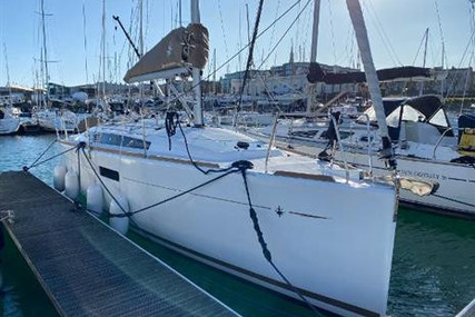 Jeanneau Sun Odyssey 349 for sale in Ireland for €134,900 (£116,313)