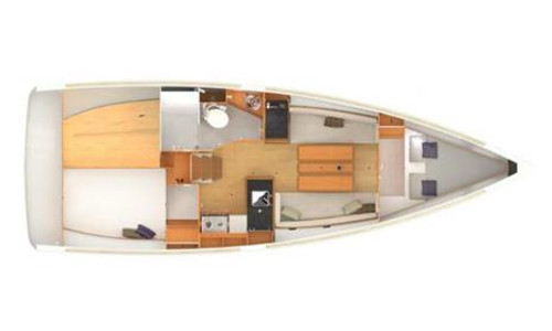 Image of Jeanneau Sun Odyssey 349 for sale in Ireland for €134,900 (£115,549) Dun Laoghaire, Dun Laoghaire, , Ireland
