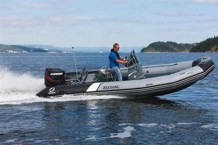 Zodiac PRO OPEN 650 for sale in Ireland for €64,450 (£55,486)