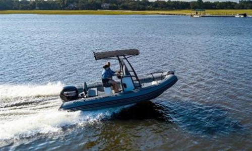 Image of Zodiac Pro 550 for sale in Ireland for €59,900 (£52,097) Leinster, Dublin, , Ireland