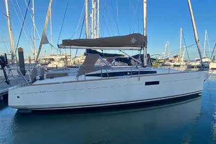 Jeanneau Sun Odyssey 349 for sale in Ireland for €144,500 (£125,771)