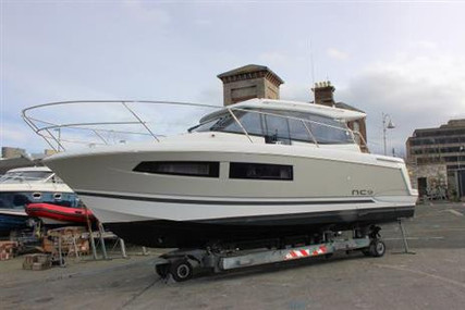 Jeanneau NC 9 for sale in Ireland for €189,900 (£165,066)