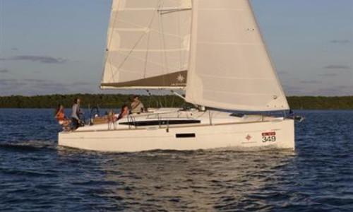 Image of Jeanneau Sun Odyssey 349 for sale in Ireland for €164,685 (£140,809) Leinster, Dublin, , Ireland