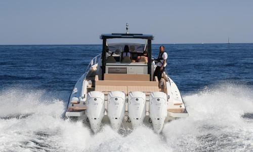 Image of Capelli Tempest 50 for sale in France for €770,900 (£660,792) CALVI, , France