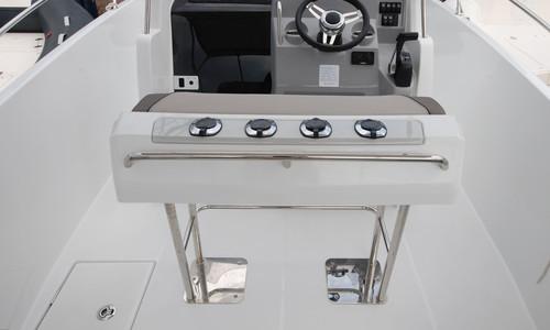 Image of Jeanneau Cap Camarat 7.5 Cc for sale in France for €63,600 (£54,684) CALVI, , France