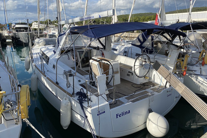 Beneteau Oceanis 38 for sale in Croatia for €109,000 (£93,838)