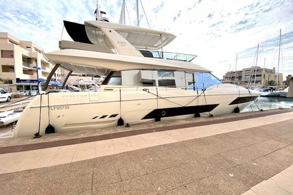 Prestige 680 for sale in France for €2,090,000 (£1,810,260)