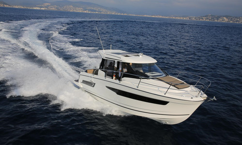 Image of Jeanneau Merry Fisher 895 for sale in Italy for €137,507 (£118,440) Italy