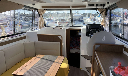 Image of Beneteau Antares 30 Fly for sale in France for €146,500 (£124,633) LORIENT, , France