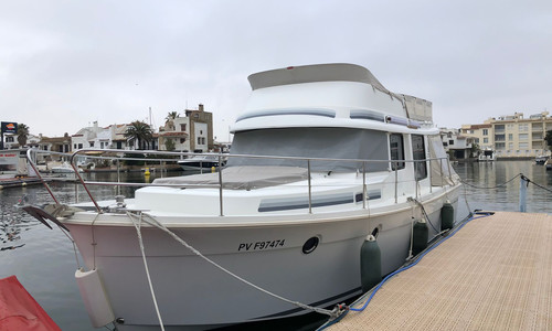 Image of Beneteau Swift Trawler 34 for sale in Spain for €205,000 (£176,631) Girona, Girona, , Spain