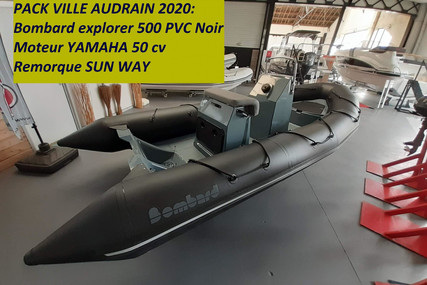 Bombard Explorer 500 for sale in France for €14,990 (£12,984)