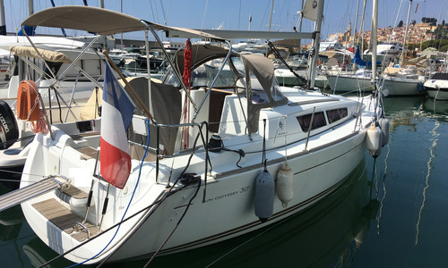 Image of Jeanneau Sun Odyssey 30 I for sale in France for €54,000 (£46,866) Menton, , France