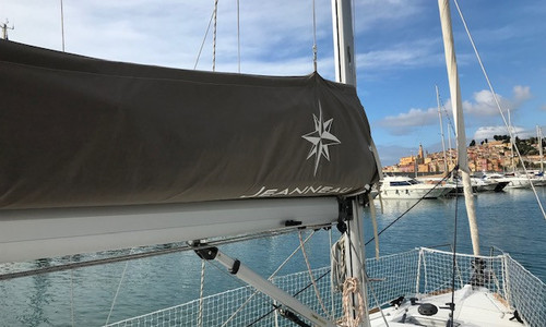 Image of Jeanneau Sun Odyssey 349 for sale in France for €104,000 (£90,399) Menton, , France