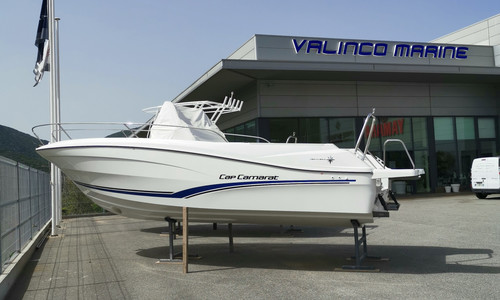 Image of Jeanneau Cap Camarat 7.5 Cc for sale in France for €65,225 (£56,627) Propriano, , France