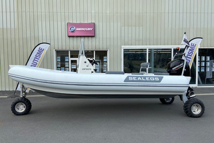 Sealegs 710 for sale in France for €115,000 (£99,325)
