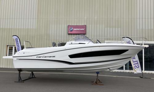Image of Jeanneau Cap Camarat 7.5 WA for sale in France for €73,000 (£63,246) GRANVILLE, , France