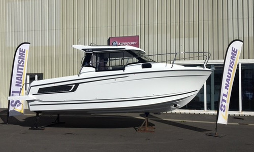 Image of Jeanneau MERRY FISHER 695 SERIE 2 for sale in France for €66,200 (£56,961) granville, , France