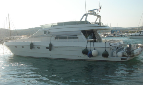 Image of Ferretti 58 S for sale in Greece for €195,000 (£166,648) Athens, , Greece