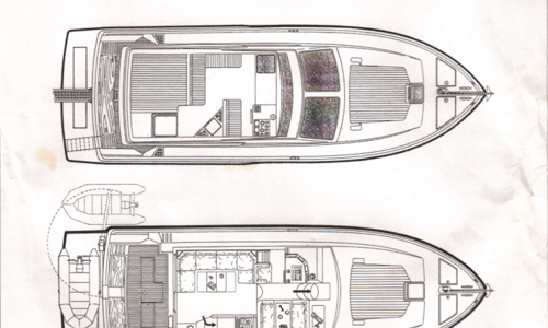 Image of Ferretti 45 for sale in Greece for €125,000 (£108,269) Athens, Athens, , Greece