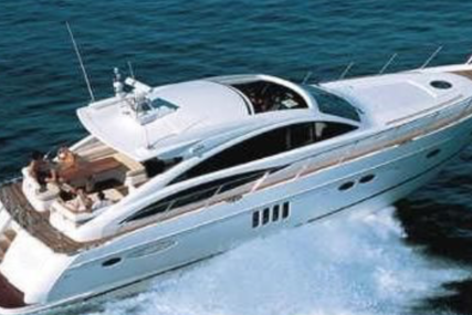 Princess V65 for sale in Greece for €575,000 (£493,469)