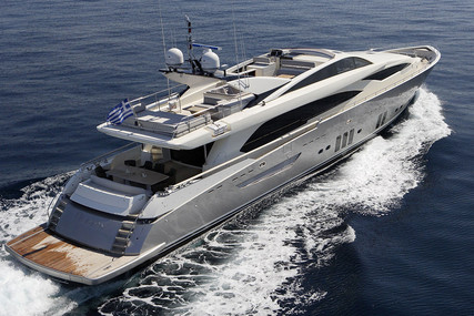 Couach 3700 for sale in Greece for €5,500,000 (£4,734,930)