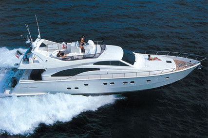 Ferretti 68 for sale in Greece for €550,000 (£473,493)