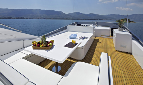 Image of Tecnomar 100 NADARA for sale in Greece for €1,850,000 (£1,584,379) Athens, , Greece