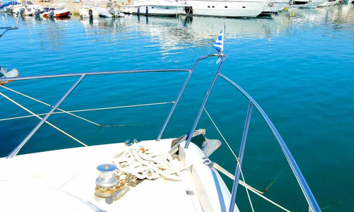 Image of Sunseeker Manhattan 74 for sale in Greece for €850,000 (£731,775) Athens, Athens, , Greece