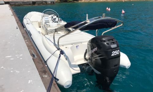 Image of TECHNOHULL 777 SeaCode for sale in Greece for €45,000 (£37,868) GLYFADA, , Greece