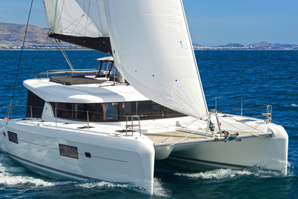 Lagoon 42 for sale in Greece for €349,000 (£302,288)
