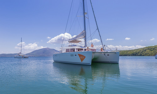 Image of Lagoon 450 for sale in Greece for €410,000 (£353,150) GLYFADA, , Greece